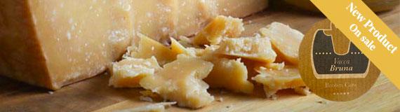 Forma di Parmigiano reggiano Vacche Brune