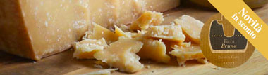 forma di parmigiano reggiano
